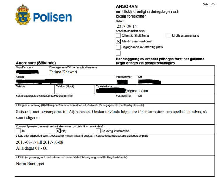 Internationell pedofilharva avslojad efter svenskt tips