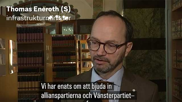 Mp valjare dissar alliansen