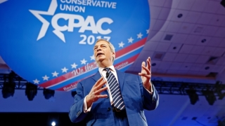 Nigel Farage: Brexit Party utmanar inte Tories i nyvalet